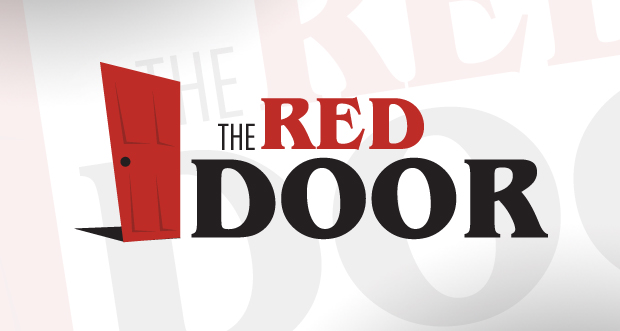 The Red Door Logo Design by Cre8iveOptions & The Red Door Logo Design - Cre8iveOptions.com
